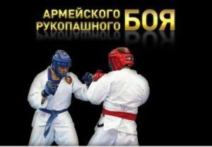 Армейский рукопашный бой. Минигараев Дамир занял 2 место